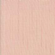 Moda Madam Rouge by French General - 5697 - Narrow Red Stripe on Cream - 13777 12 - Cotton Fabric